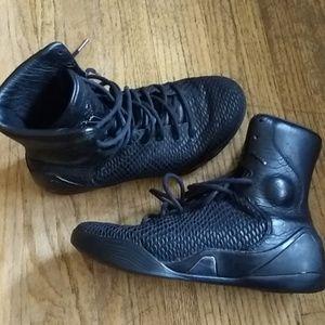 Nike Kobe 9 Hightop black mamba Size 8